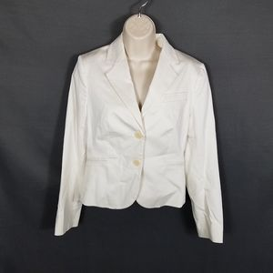 The Limited Blazer Size 6 Two Button Close